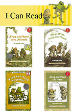 I CAN READ Lvl 2: Days With Frog & Toad All Year,Friends,Together Arnold Lobel