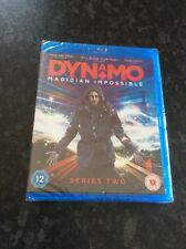 Dynamo Magician Impossible Series 2 Bluray - New and Sealed