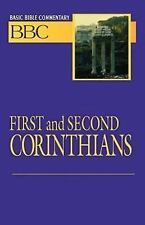 NEW - Basic Bible Commentary First and Second Corinthians