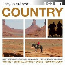 Greatest Ever Country, Various, New