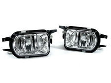 Depo 2001-2004 Mercedes Benz W203 C Class Replacement Fog Lights Set Left+ Right