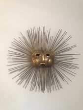 Emaus Bronze Sun Wall Decor