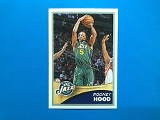 2015-16 Panini NBA Sticker Collection n.332 Rodney Hood Utah Jazz