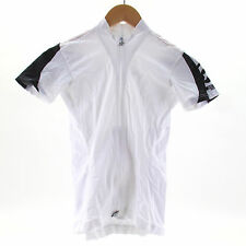 Assos SS.13 Lady Cycling Jersey // Medium // White