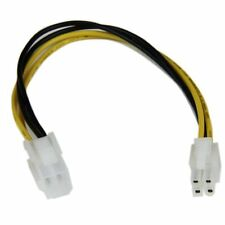 "Startech.com 8in Atx12v 4 Pin P4 Cpu Power Extension Cable - 8"" (atxp4ext)"