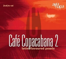 CAFE COPACABANA = Yonderboi/Timewriter/DNA/Mystic..=2CD= LATIN DOWNTEMPO NU JAZZ