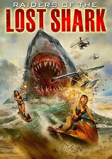Raiders Of The Lost Shark DVD FREE SHIPPING