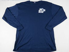 New VTG Eagle Team Issued Toronto Argonauts CFL Pro Football Player Gym Shirt XL