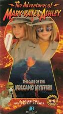 Mary-Kate and Ashley Olsen Twins VHS NEU adventures of volcano mystery