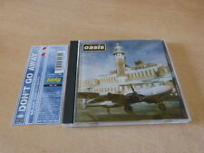 OASIS - DON'T GO AWAY - ESCA 6948 - JAPANESE CD!!!!!!!!!!!!!!!!
