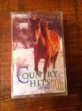2 Cassette Pack Country Hits Of The 70's ,The 80s' Biggest Country Hit