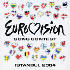 EUROVISION SONG CONTEST: ISTANBUL 2004 (NEW CD)