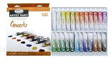 GOUACHE PAINT SET 24 Tubes ROYAL LANGNICKEL