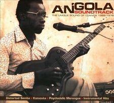 ANGOLA SOUNDTRACK: THE UNIQUE SOUND OF LUANDA 1968-1976 [USED CD]