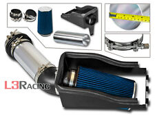 COLD SHIELD AIR INTAKE KIT + BLUE FILTER FOR 99-03 Ford Excursion F250/F350 7.3L