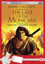 The Last of the Mohicans (Director's Expanded Edition) DVD, Daniel Day-Lewis, Ma