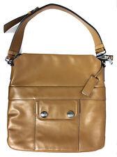 Miu Miu Calf Leather Handbag in Brown, RRP £950