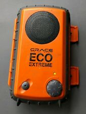 Grace Digital ECO EXTREME Waterproof Portable Speaker/Case - orange