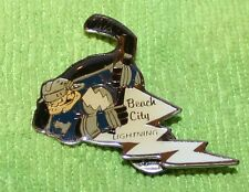 Beach City Lightning Hockey Club Association Huntington Beach Ca.Pin # 2