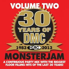 30th Anniversary Monsterjam - 30 Years Of DMC Megamix DJ CD Vol 2 Megamix Mixed