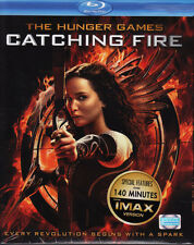 Hunger Games, The: Catching Fire (Feature IMAX Version!)  Brand New Blu-Ray