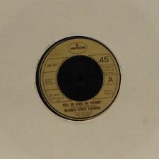 "BACHMAN-TURNER OVERDRIVE 'ROLL ON DOWN THE HIGHWAY' UK 7"" SINGLE #2"