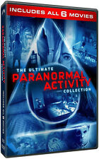Paranormal Activity 6-Movie Collection DVD