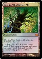Foil BOSEIJU, WHO SHELTERS ALL From the Vault: Realms MTG Land Rare