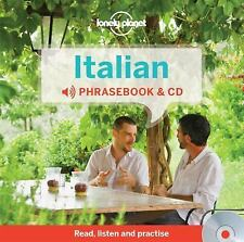 Italian Phrasebook by Lonely Planet (2015, Mixed Media)