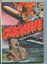 """Catastrophe: The End of the Cinema"", by David Annan / DISASTER FILMS / HORROR"