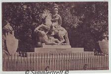 Warschau  Warszawa   Sobieski Lazienki Denkmal  1916 Feldpost