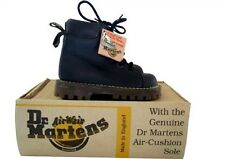Dr Martens Genuine Size UK 1 Kids Dk Navy Boots New in Box with Original Tags