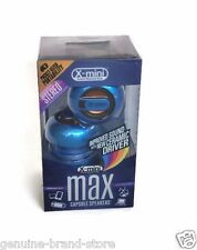 New X-Mini Max Portable Capsule Speakers Stereo for iphone/tablet/laptop - BLUE