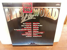 "hits of the world""1966.1967(small faces/hollies/hend.)lp12""polyphon:8198831rare"
