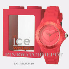 Authentic Ice LOVE Red Small Watch LO.RD.S.S.10