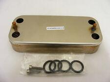 Ideal lógica he24 independiente C24 ACS Placa Intercambiador De Calor 175417 Nuevo