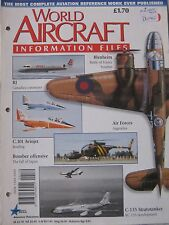World Aircraft Information Files Issue 139 CASA C.101 Aviojet cutaway & poster