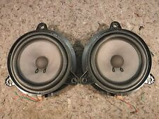 "1 PAIR BOSE 6.5"" CAR SPEAKERS 2 OHM NISSAN INFINITI VEHICLES NEODYMIUM 70"