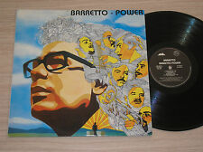 RAY BARRETTO - BARRETTO POWER - LP 33 GIRI ITALY