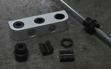 Brake line clamps/ Fuel line clamps Three Hole 812-3