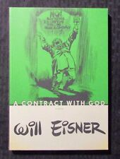 2006 A CONTRACT WITH GOD by Will Eisner VF 8.0 WW Norton SC