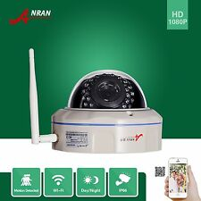 1080P HD 2.0MP Onvif In/Outdoor Dome 25fps Security WIFI CCTV Network IP Camera