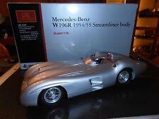 CMC 1:18 Mercedes Benz W196R 1954/55 Streamliner Body