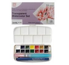 Zig Transparent Watercolour set - 14 colours Ref: WSKG301-1