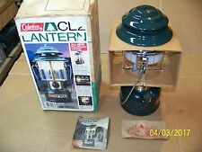 VINTAGE COLEMAN LANTERN MODEL 288 DATED 3/84 BOX NEW OLD STOCK NEVER FIRED