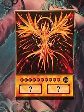Yugioh Orica Anime DIVINITA DRAGO ALATO DI RA FENICE WINGED DRAGON OF RA PHOENIX