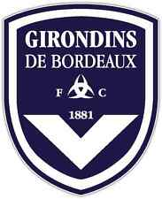 "FC Girondins de Bordeaux France Football Soccer Car Bumper Sticker Decal 4""X5"""