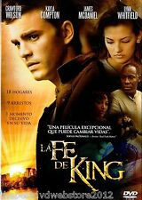 La Fe De King (King's Faith) DVD [PG-13  |  108 min  |  Drama  | Eng&Spa audio