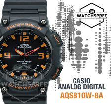 Casio Analog Digital Tough Solar Watch AQS810W-8A AQ-S810W-8A