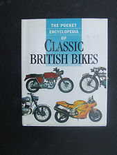 The Pocket Encyclopedia of Classic British Bikes by Bookmart Ltd (Hardback, 2001
